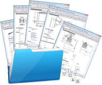 Berechnungsvorlagen f r die baustatik for Baustatik formelsammlung